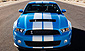 2010 Mustang Shelby GT500 Umbau